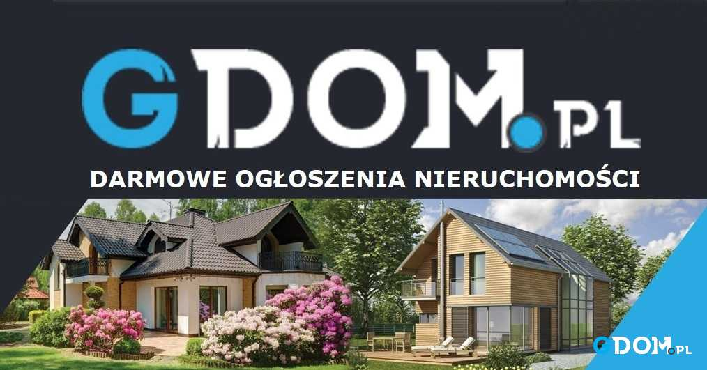 ogłoszenia nieruchomości Gdom_pl